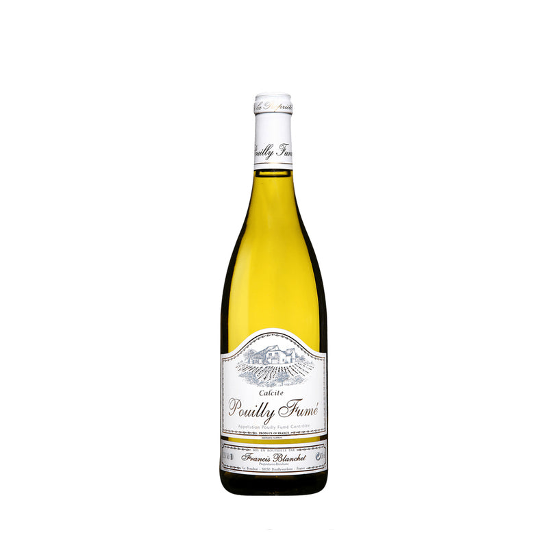 Francis Blanchet 'Calcite' 2018 Pouilly Fumé, Loire, France - The Half Bottle Company