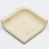 "Mud Cap Ice White Out Corner 2"" x 2""  AN4200 U081"