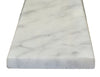 "72"" x 5"" x 3/4"" White Carrara Sill"