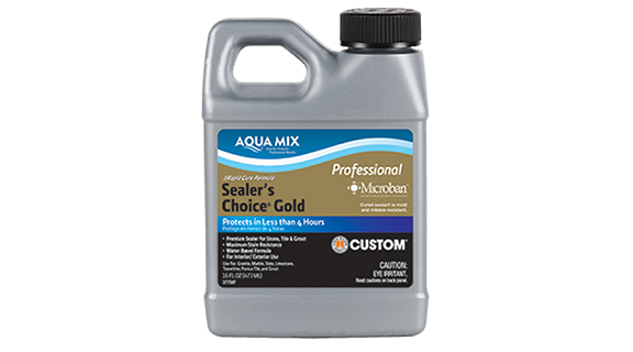 1 Gallon Sealer Choice Gold
