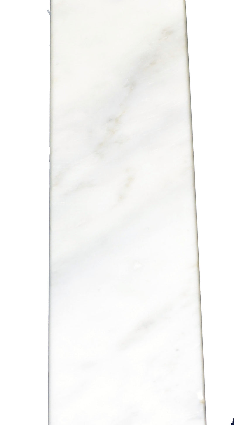 "48"" x 4"" x 3/4"" Eastern White Saddle"