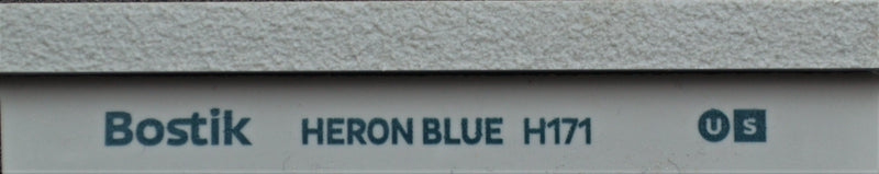 9# Heron Blue Sanded Grout H171