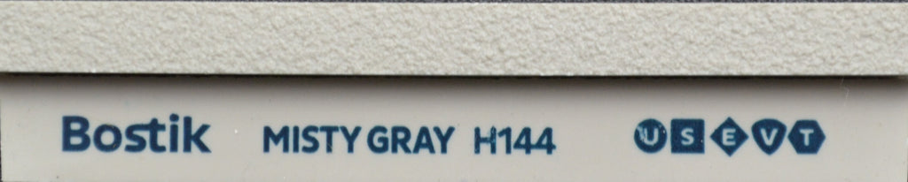 25# Misty Gray Unsanded Grout H144