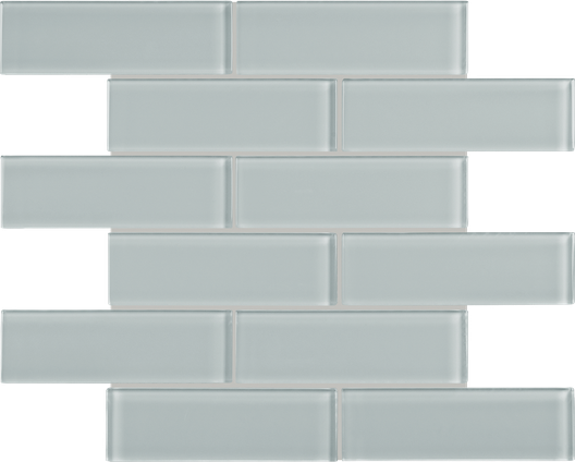 "POM Brick Quiet Gray 2"" x 6"""
