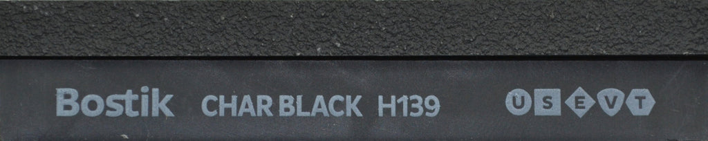 25# Char Black Unsanded Grout H139