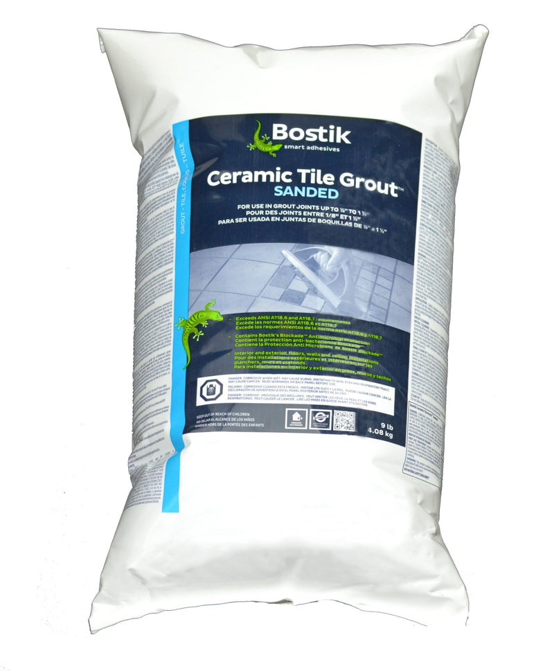 9# Storm Sanded Grout H198