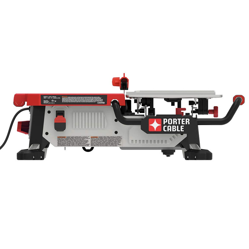 "Porter Cable 7"" Table Top Wet Tile Saw PCE980"