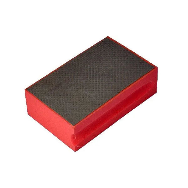 Foam-Block Hand Polishing Pads #400