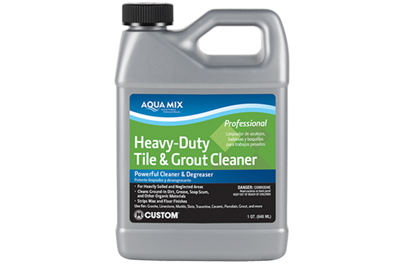 1 Gallon Heavy Duty Tile & Grout Cleaner