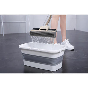 Zush - Self Wash Mop and Collapsible Wash Pail Mopping System | Zush.sg
