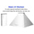 Zush - UV Disinfectant Pyramid (White) | Zush.sg