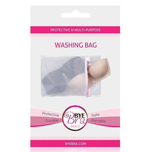 Bye Bra - Protective and Multi Purpose Washing Bag (Clear) | Zush.sg