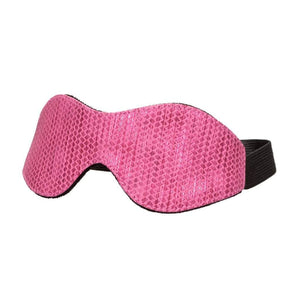 California Exotics - Tickle Me Pink Eye Mask (Pink) Mask (Blind) 716770092304 CherryAffairs