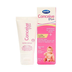 Conceive Plus - Fertility Lubricant Multi-Use Tube 30 ml | Zush.sg