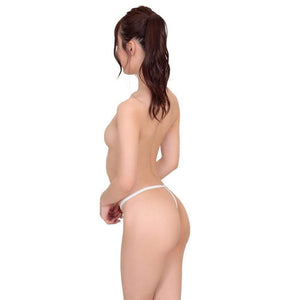 Day Dream - T-Shaped Pencil Design Underwear (White) - Zush.sg