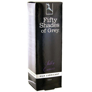 Fifty Shades of Grey - Silky Caress Silk Lubricant (Lube) - Zush.sg