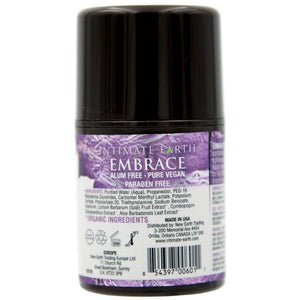 Intimate Earth - Embrace Vaginal Tightening Gel 30 ml (Lube) | CherryAffairs Singapore
