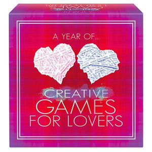 Kheper Games - A Year of Creative Games for Lovers - Zush.sg