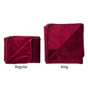 Liberator - Fascinator Lush Throw King Size Sex Furniture Accessory (Red) Sex Furnitures 845628000090 CherryAffairs