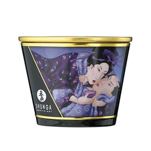 Shunga - Erotic Art Massage Candle Libido Exotic Fruits 5.7oz Massage Candle 269250815 CherryAffairs