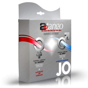 System Jo - 2 to Tango Couples Pleasure Personal Lubricant Kit Lube (Water Based) 796494301869 CherryAffairs
