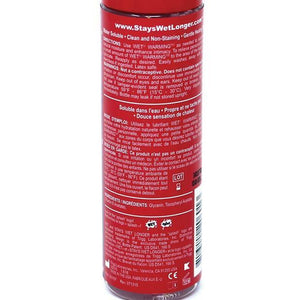 Wet - Warming Intimate  Water Based Personal Lubricant 3.7 oz Bottle (Lube) Warming Lube - CherryAffairs Singapore