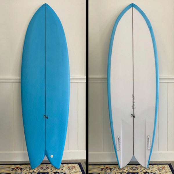 A&H Vessels - 5'8 Quickbeams