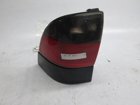 99-01 SAAB 9-5 wagon left driver side tail light 49 14 651
