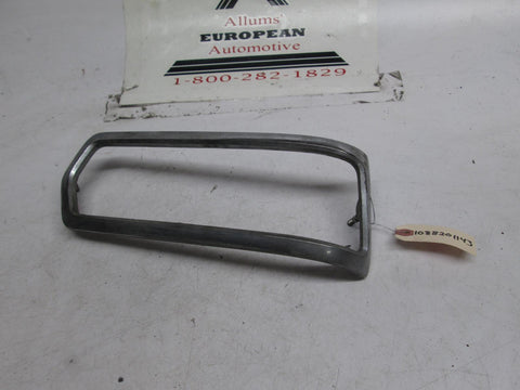 Mercedes W108 right side tail light trim bezel 1088201143 280sel 300sel