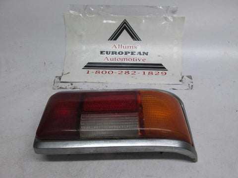 Mercedes W115 W114 right passenger side tail light lens 1148200651