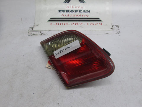 00-02 Mercedes W210 left inner tail light E320 E430 E55 2108204164