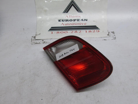 98-03 Mercedes W208 left inner tail light CLK 320 430 55 2088201164