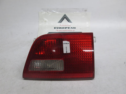 00-04 BMW E53 X5 left inner tail light 63218383183 cracked