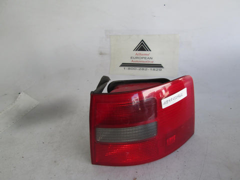 98-01 Audi A6 allroad Avant wagon right tail light 4B9945095C