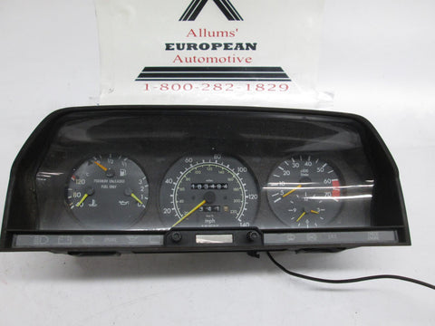 Mercedes W201 190e instrument cluster 2015420225