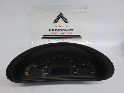 01-05 Mercedes W203 C class instrument cluster 2035403111 #27