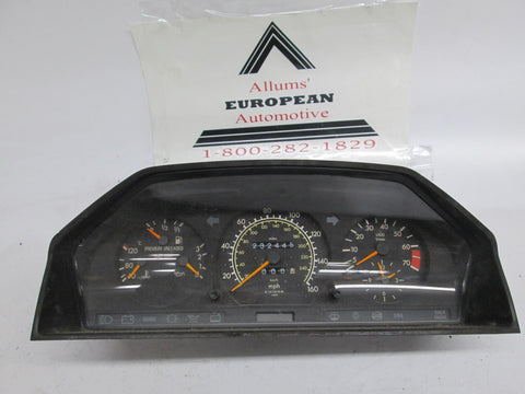Mercedes W124 300E instrument cluster 1245435725 #47