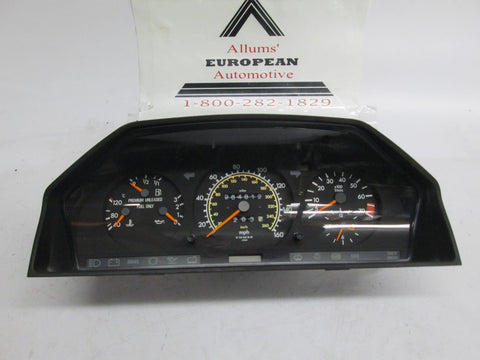 Mercedes W124 300E instrument cluster 1244408847 #18