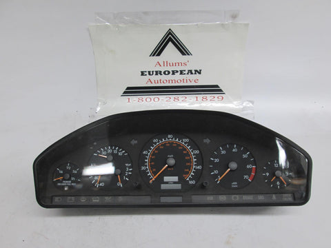 Mercedes W140 S class instrument cluster 1405409641 #602