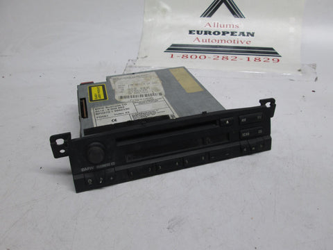 BMW E46 3 series radio business CD player 65126909882