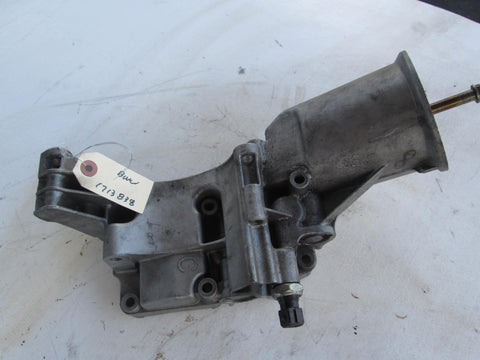BMW E46 M54 oil filter housing 1713838