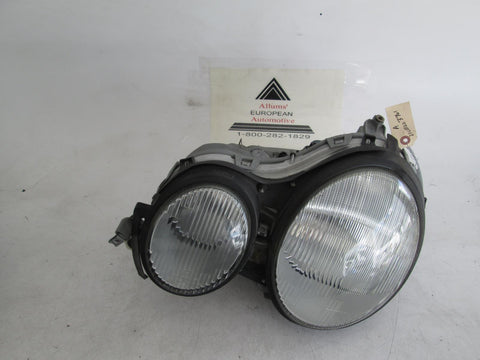 Mercedes W210 E320 E430 left headlight 96-99 2108203761