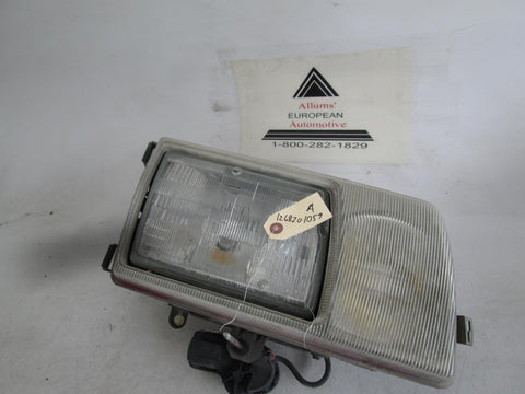 Mercedes W126 right headlight 1268201059