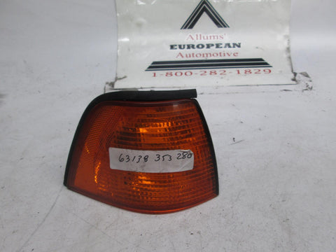 BMW E36 right front turn signal 63138353280