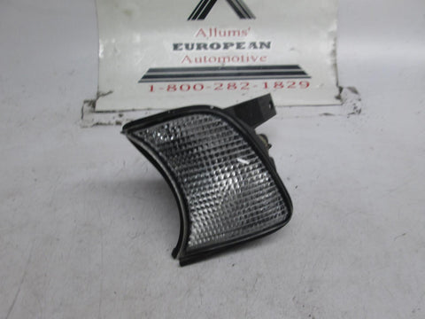 BMW E34 left front clear turn signal 63131384033