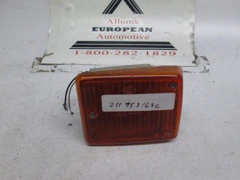 Volkswagen type 2 Bus left front turn signal 211953163C