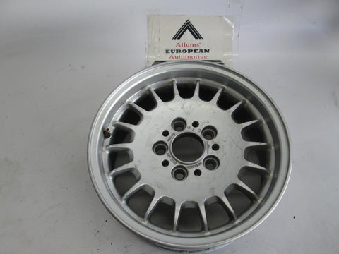BMW E28 E24 euro metric wheel rim 1124810 390MM #12