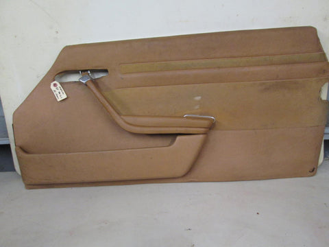 Mercedes R107 380SLC right front door panel