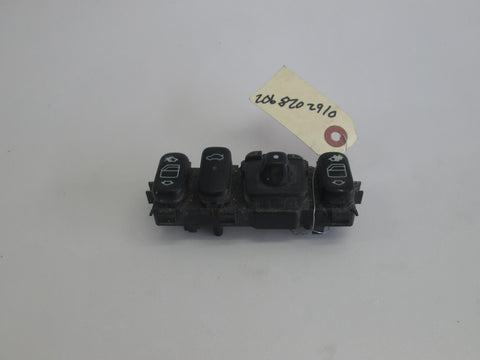 Mercedes W208 master window switch 2088202910
