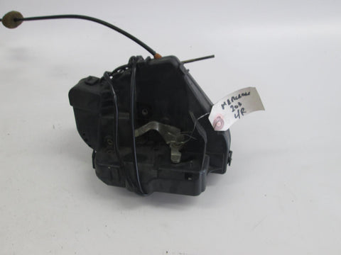 Mercedes W203 left rear door latch lock actuator 2037300335